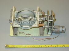 Gear Motor 12V CERAMIC ROTARY Variometer Variable inductor coil RF HAM antenna