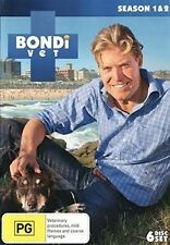 Bondi Vet-Series 1 & 2 - 6 DISC SET (2015, REGION 4 DVD New)
