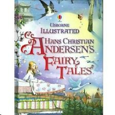 Usborne Ilustrated Hans Christian Andersen's Fairy Tales, NEW BOOK