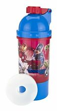 Good to Go Avengers Snack and Sip Canteen with Removable Ice Pack- Iron man Hulk
