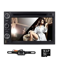"New 7""I Car Stereo DVD Player GPS BT Touch Radio MP3 HD for Ford F150 2005 -2008"