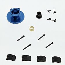 Team Losi 8ight Nitro Buggy 1/8: Flywheel & Collet, Clutch Shoes & Springs, Nut