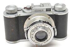 Wirgin, Edinex II w/ Wiesbaden O Edinar 1:2.8 50mm Lens