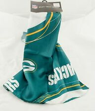 NWT NFL Silky Ladies Scarf Football Fan Gift - Green Bay Packers