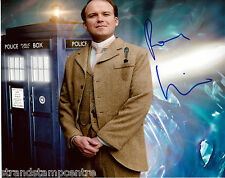 "Rory Kinnear Colour 10""x 8"" Signed Dr Who Photo A - UACC RD223"