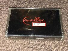 THE AWAKENING Invictus (1995 sealed cassette) RARE OHIO INDIE POWER METAL