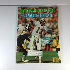 "Sports Illustrated Magazine January 14, 1985 Dan Marino ""Dangerous Dan"""