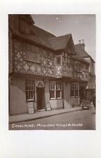 Millirish Timber House Godalming unused RP old pc