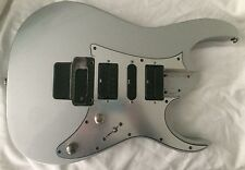 Ibanez RG Loaded Guitar Body - Silver