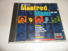 Cd   Manfred Mann  ‎– The Best Of Manfred Mann 1964-1966