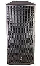 "Studiomaster TRX215 2x 15"" 2 way premium speaker portable 500w 80x60 casters"