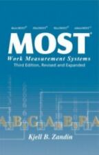 MOST Work Measurement Systems, 3rd Edition