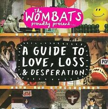A Guide to Love, Loss & Desperation by The Wombats (U.K.) (CD, Jun-2008,...