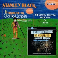 Stanley Black DIMENSIONS IN SOUND & A TRIBUTE TO CHAPLIN - CDLK4278