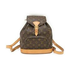 Authentic LOUIS VUITTON Monogram Montsouris MM M51136  #270-002-380-9502