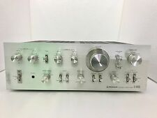 PIONEER SA-9500 II Stereo Amplifier Vintage 1978 160 Watts RMS Top Line High End