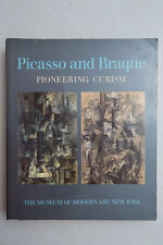 PICASSO and BRAQUE - Pioneering Cubism - 1989 - MOMA New York