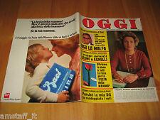 OGGI 1976/19=JEAN METZGER=FRANCA TOMELLINI FASSIO=RENATO DI BOSSO=VANNA BROSIO=