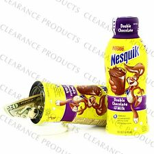 Double Chocolate Milk Secret Stash Compartment Diversion Safe Can