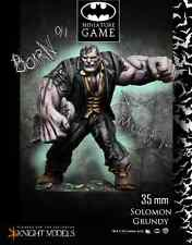 KNIGHT MODELS DC SOLOMON GRUNDY NEW