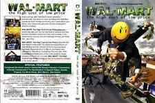 Wal-Mart: The High Cost of Low Price DVD 2005 FREE SHIPPING TRACKING CONT US