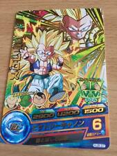 Carte Dragon Ball Z DBZ Dragon Ball Heroes Jaakuryu Mission Part 8 #HJ8-37 Rare