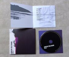 "CD AUDIO MUSIQUE  / ANDRIEN SOLEIMAN ""BRILLE"" CD ALBUM DIGIPACK 11T 2016 POP"