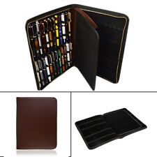 Fountain/Roller Ball Pen Large Pen Case Pen Holder Storage Bag for 48 Pens MC