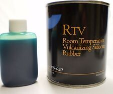 RTV Silicone Rubber Tin/Lead Pewter Casting Metal Vulcanizing Mold Making