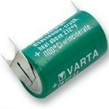 1/2AA 3V VARTA Battery L14250 CR14250 PCB SOLDER TAGS