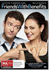 Friends With Benefits DVD R4 NEW