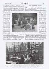 1901 Battleship Queen Devonport Dockyard Russo Japan Crisis