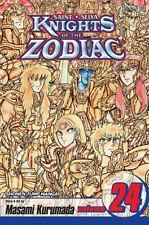 Knights of the Zodiac (Saint Seiya), Vol. 24