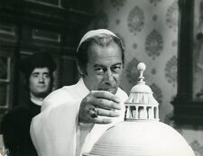 REX HARRISON THE AGONY AND THE ECSTASY 1965 VINTAGE PHOTO #1