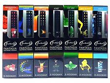 4 PACK -  FANTASIA HOOKAH ELECTRONIC E PEN DISPOSABLE 800 PUFF - USA SHIPPING