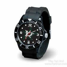 Dallas Stars Spirit Watch Team Color Logo Black Band NHL Hockey