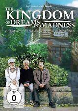 THE KINGDOM OF DREAMS AND MADNESS   DVD NEU HAYAHO MIYAZAKI
