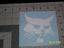"Bobcat Equipment 5"" Vinyl Decal sticker laptop windows wall car boat"