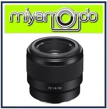 Sony FE 50mm f/1.8 Mirrorless Lens (SEL50F18F)