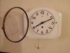 Magnifique ancienne horloge émaillée numérotée - ETAT EXCEPTIONNEL +++ 5 PHOTOS