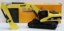 """1/50 NZG Escavatore cingolato Cat 325CL """"Kabau"""""""