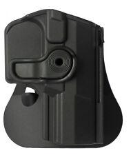 Z1350 IMI Defense Negro Funda de mano derecha para Walther P99C como, P99 Gen.2 - U