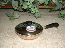 Vintage NOS Revere Ware Copper Clad 7 Inch French Chef Skillet No.1447 *NEW*