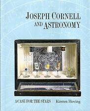 JOSEPH CORNELL & ASTRONOMY by Hoving/Exquisite Illustrations/Like New/Free Ship.