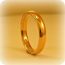 Vintage 22 carat Gold Wedding Band, hallmarked 1932