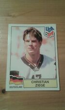 N°174 CHRISTIAN ZIEGE # DEUTSCHLAND PANINI USA 94 WORLD CUP ORIGINAL 1994