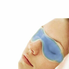 NEW Gel Eye Mask Cold Pack Warm Heat Ice Cool Soothing Tired Eyes Headache Patch