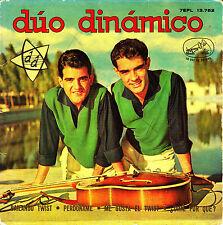 EP DUO DINAMICO bailando twist + 3 SPANISH 45 PS 1962