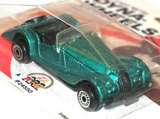 MORGAN GREEN ZEE TOYS VINTAGE 1980 MINT 1/64 DYNAWHEELS WE SHIP THE WORLD