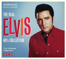 ELVIS PRESLEY - THE REAL...ELVIS PRESLEY (THE 60S COLLECTION) 3 CD NEU